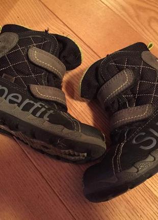 Ботинки superfit зима 28