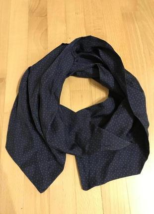 Шелковый шарф от ascot!