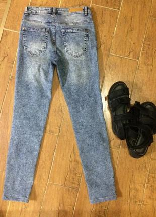 Крутые джинсы варенки вареный деним7 фото