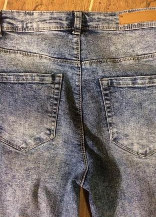 Крутые джинсы варенки вареный деним8 фото
