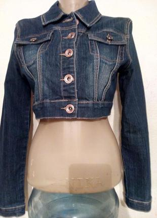 Джинсовый jacket от *cland jones *
