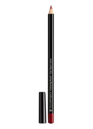 Карандаш для губ illamasqua colouring lip pencil , lust ,1,4 г