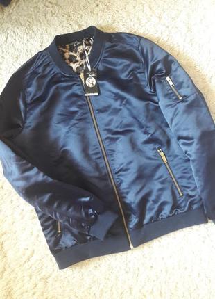 Куртка бомбер3 фото