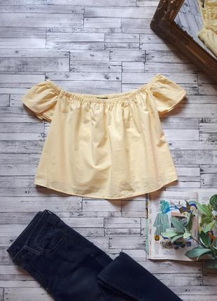 Трендовая, стильная блуза bershka