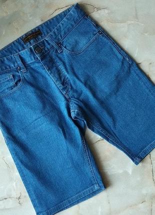 Мужские джинсовые шорты jack jones размер s