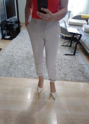 Стильные брюки massimo dutti р 38