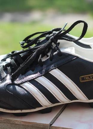 Футбольные бутсы adidas telstar 41-42