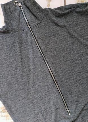 Полная распродажа🥑 удобный комбинезон в рубчик в стиле оверсайз zara4 фото