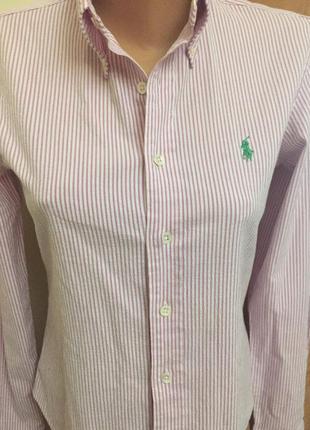 Классическая рубашка ralph