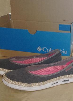 Спортивные туфли columbia  eu 38 стелька 24-25 см оригинал