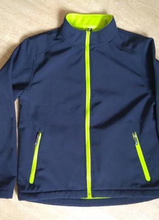 Куртка, ветровка, софтшел, олимпийка, c&a, 164