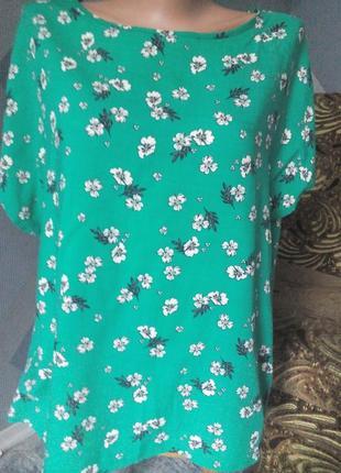 Лёгкая фирменная блуза