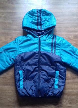 Куртка весна-осень 3-4года