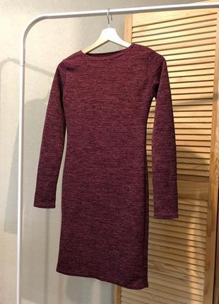 Платье трикотаж резинка