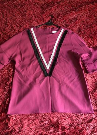 Красивая блузка4 фото