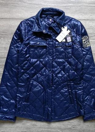 Стильная деми курточка marina militare 14 лет.