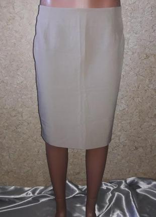 Классическая легкая юбка