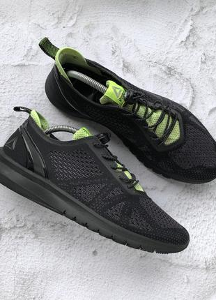 Кроссовки reebok print smooth clip ultraknit оригинал