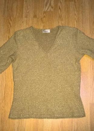 Нарядный свитер,кофта
