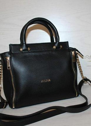 Новая модная сумка zara