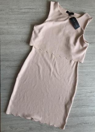Актуальное платье по фигуре new look