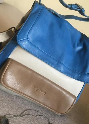 Яскрава, стильна, сумка-портфель betty barclay