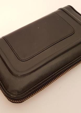 Owa! англия! роскошный функциональный удобный кожаный кошелек