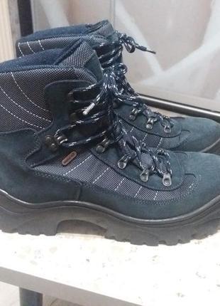 Трекинговые термо ботинки everest overdrive watertex