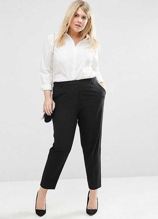 Стильные брюки батал размер 22