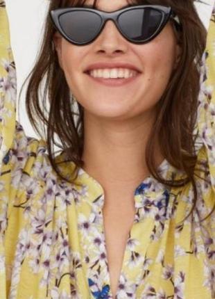 Блуза h&m anna glover