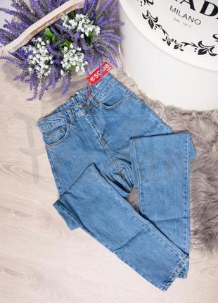 Крутые стильные джинсы с молнией на попе. размер 29 (не тянутся)