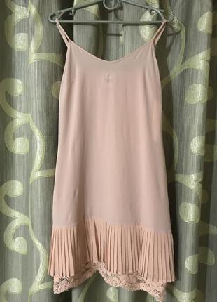 Платье twin set платье в бельевом стиле