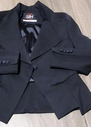 Пиджак жакет 10-11лет турция
