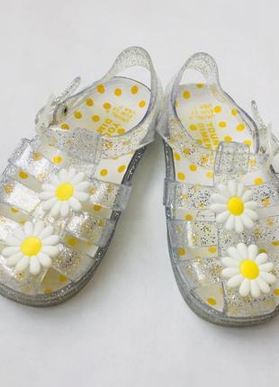 Босоножки сандали силиконовые