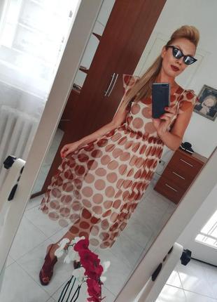 Платье-сетка тренд лета италия 20202 фото