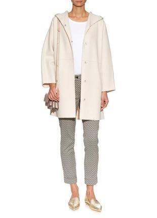 Пальто max mara arley размер 44. шерсть