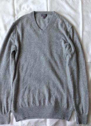 Кашемировый свитерок. м(пог-48). кашемир 💯%
