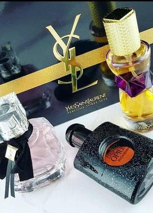 Набор парфюмов yves saint laurent