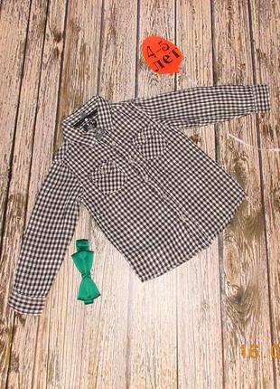 Красивая рубашка tu для мальчика 4-5 лет, 104-110 см