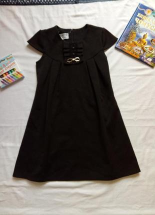 Сарафан,  платье. школьное