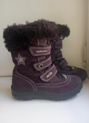 Дитячі демисезонні черевички, чобітки/ детские сапоги, ботинки elefanten