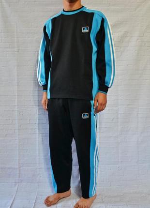 Мужской винтажный костюм adidas  - оригинал!