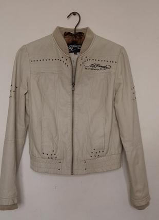 Стильная куртка ed hardy christin audigier(оригинал)