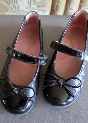 Туфлі шкільні 29 р. , натуральна шкіра, pablosky