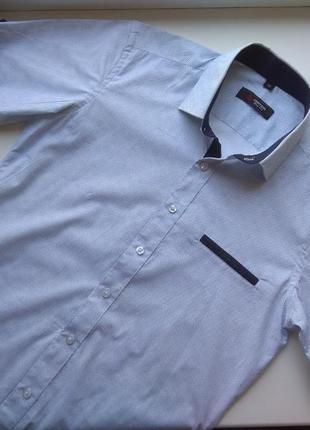 Рубашка с коротким рукавом, 13-14 лет, турция.