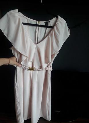🌹🏵🌷елегантное платье h&m. лучшие цены🌿