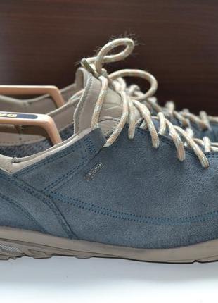 Salewa 43р gore-tex кожаные скальники горные кроссовки ботинки