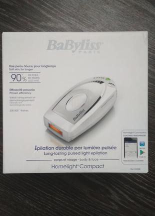 Фотоэпилятор babyliss g935e
