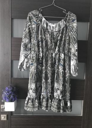 Легкое платье туника от yessica