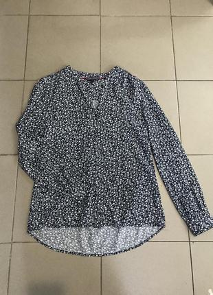 Классная женская рубашка tommy hilfiger оригинал